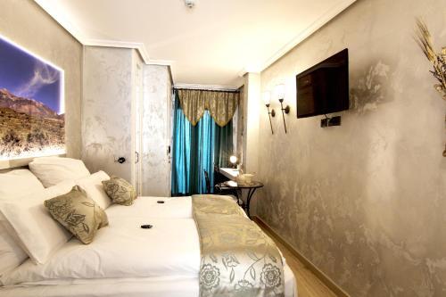 Double Room-Sierra de Mariola Boutique Hotel Sierra de Alicante 4