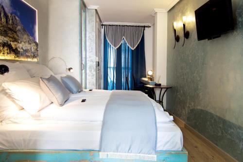 Double Room-Sierra Puig Campana Boutique Hotel Sierra de Alicante 9