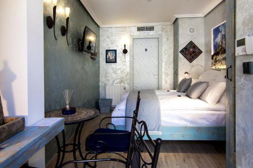 Double Room-Sierra Puig Campana Boutique Hotel Sierra de Alicante 10