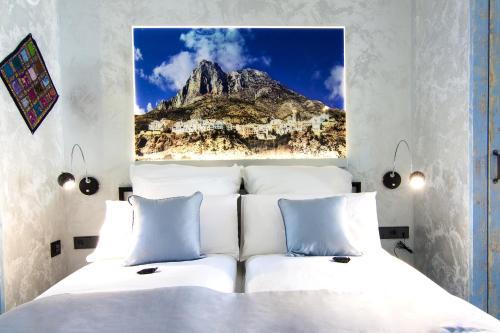 Double Room-Sierra Puig Campana Boutique Hotel Sierra de Alicante 11