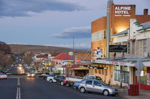 Accommodation in Cooma