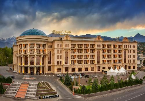 Accommodation in Kazakhstan