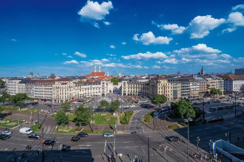 Karlsplatz 25, 80335 Munich, Germany.