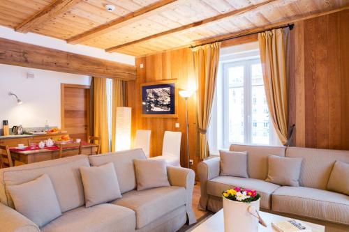 Maloja Palace Residence Engadin-St Moritz CO2-Neutral - Accommodation - Maloja