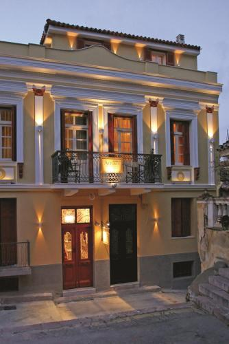 . Aetoma Hotel