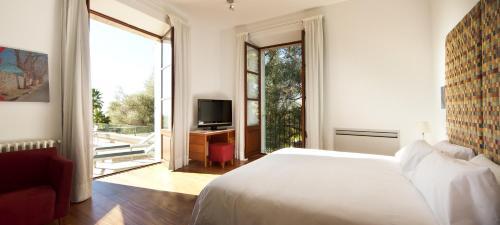 Habitación Superior con terraza - 2 camas Sa Cabana Hotel & Spa - Adults Only 5