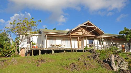. Hotel Tekarera - Kainga Nui