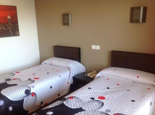Hotel Rocinante 房间的照片
