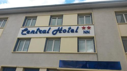 Central Hotel - Saint-Priest