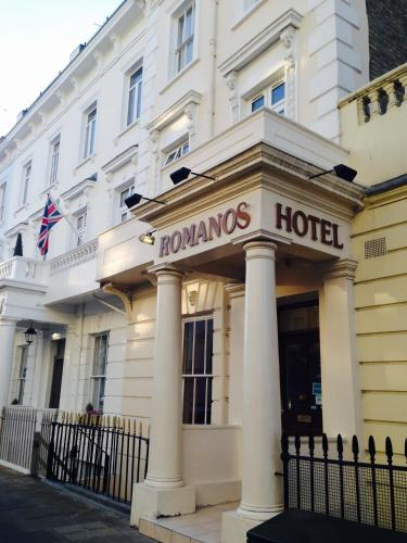 Romanos Hotel (Bed and Breakfast)