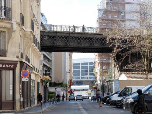 Appart'Tourisme Paris Porte de Versailles photo 15