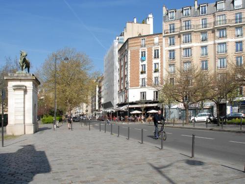 Appart'Tourisme Paris Porte de Versailles photo 18