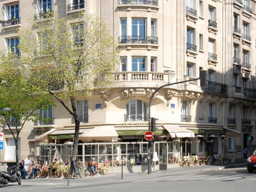 Appart'Tourisme Paris Porte de Versailles photo 24