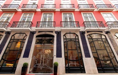 Hotel Lis - Baixa photo 38