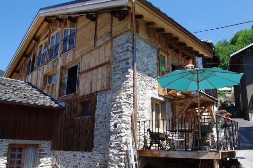 Appartement Dans Chalet de Montagne Bozel