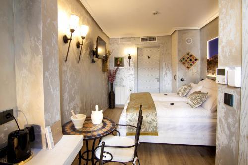 Double Room-Sierra de Mariola Boutique Hotel Sierra de Alicante 11