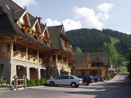 Hotel Nosalowy Dwór - Zakopane