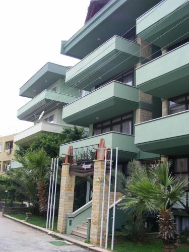 Marmaris Antik Apart & Hotel fiyat