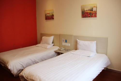 Hotel Hanting Express Qingdao Wusi Square