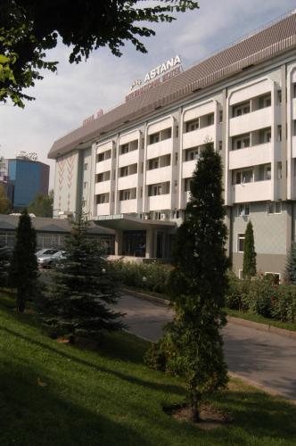 . Astana International Hotel