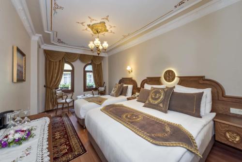 Seven Hills Hotel - Special Category Улучшенный трехместный номер