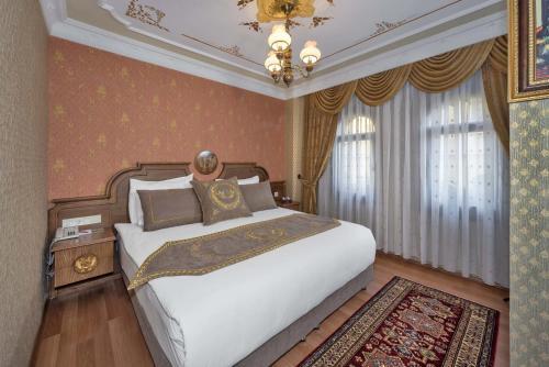 Seven Hills Hotel - Special Category Улучшенный двухместный номер с 1 кроватью