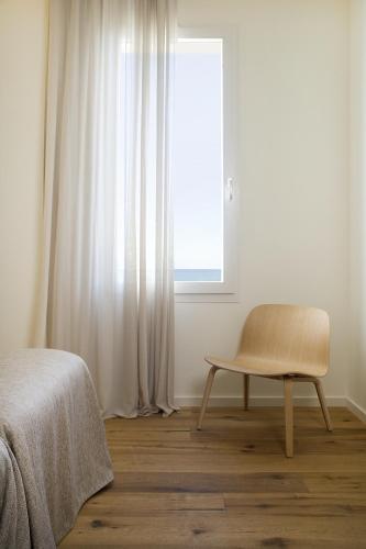 Doppelzimmer mit Meerblick Hostal Spa Empúries 17