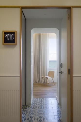 Doppelzimmer mit Meerblick Hostal Spa Empúries 18