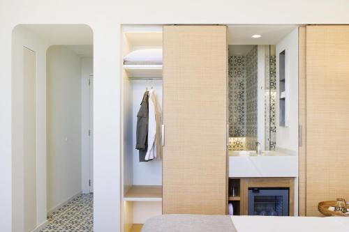 Doppelzimmer mit Meerblick Hostal Spa Empúries 20