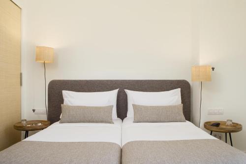 Doppelzimmer mit Meerblick Hostal Spa Empúries 23