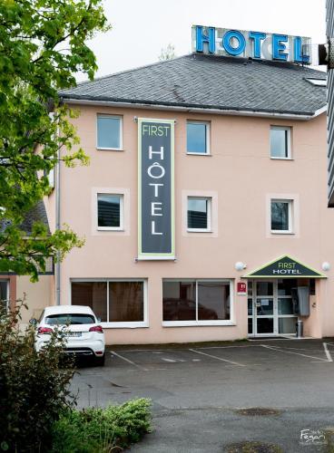 . Hotel First Rodez