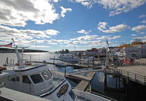 Fisherman's Wharf Inn - Boothbay Harbor, ME 04538