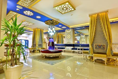 Istanbul Edibe Sultan Hotel-My Extra Home indirim kuponu