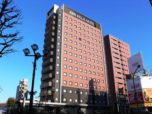 . APA Villa Hotel Toyama-Ekimae