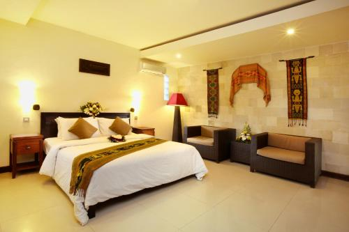 Premier One-Bedroom Villa