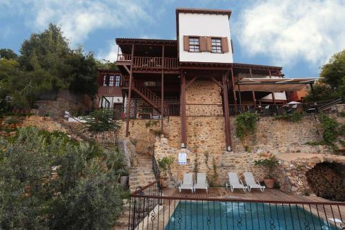 Alanya Hotel Villa Turka online rezervasyon