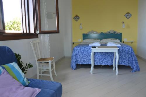 Cameră dublă Deluxe cu balcon și vedere la mare (Deluxe Double Room with Balcony and Sea View)