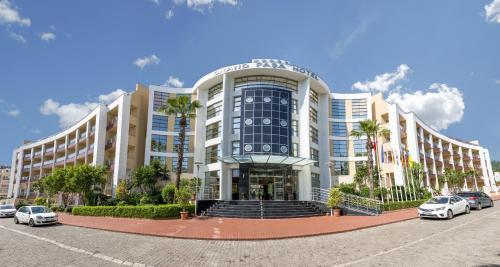 Marmaris Grand Pasa Hotel yol tarifi