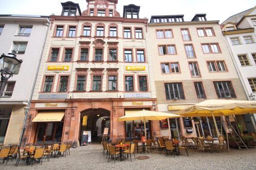 Kleine Fleischergasse 8, 04109 Leipzig, Germany.