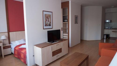 Premium Apartment House camera foto