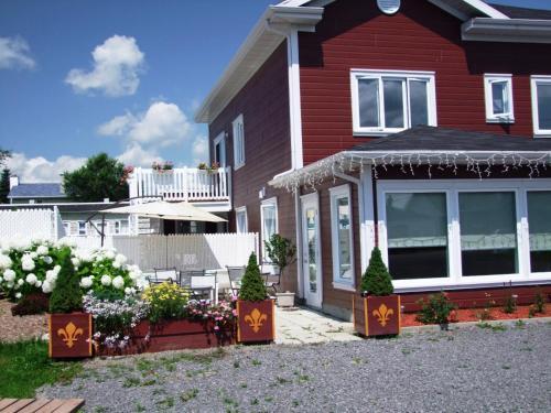 Accommodation in Maskinongé Regional