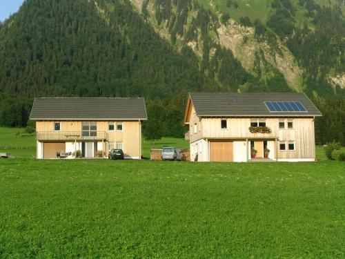 Appartements Moosbrugger Au/Schoppernau