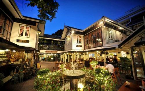 Silom Village Inn impression