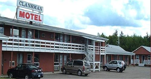 Clansman Motel Foto principal