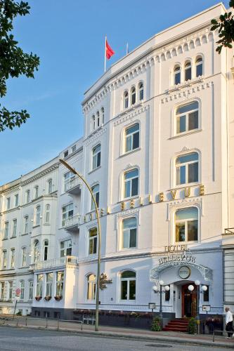 relexa hotel Bellevue an der Alster photo 18