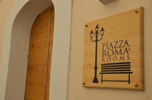 . Piazza Roma Rooms