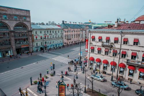 HotelRiverSide Nevsky Hostel