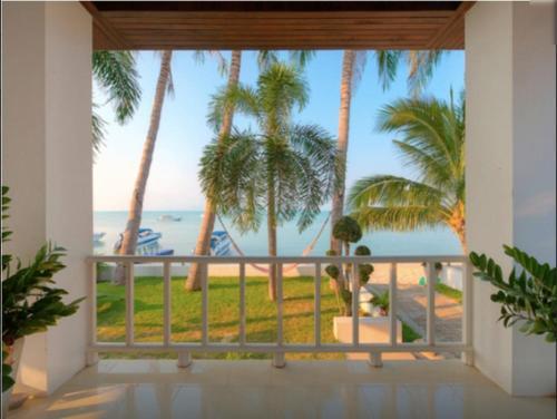 2 Bedroom Beach Front Villa - on Beautiful Bangrak Beach