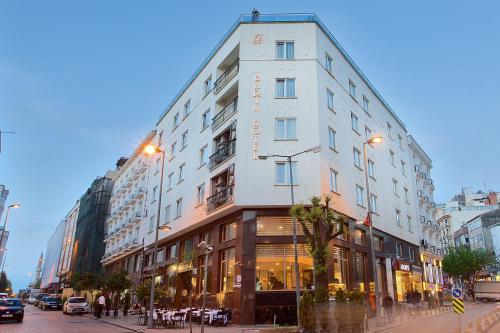 Istanbul Barin Hotel yol tarifi