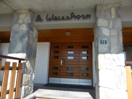 Appartment n°4, Immeuble le Weisshorn Crans Montana